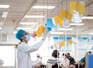 China hospital visit